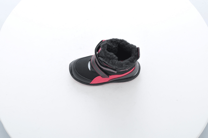 Puma - Cooled Boot Kids Blk/Pink