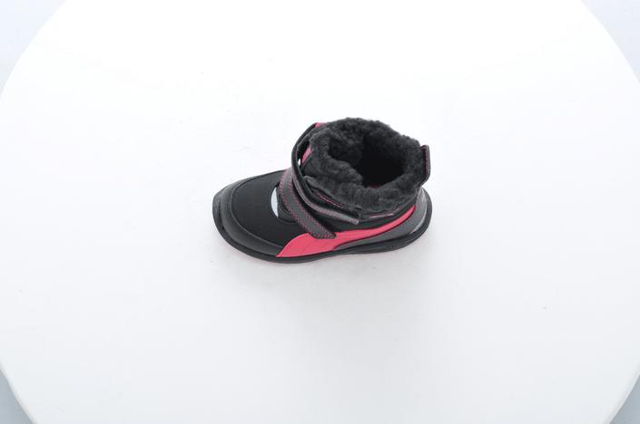 Puma - Cooled Boot Kids Blk/Pink