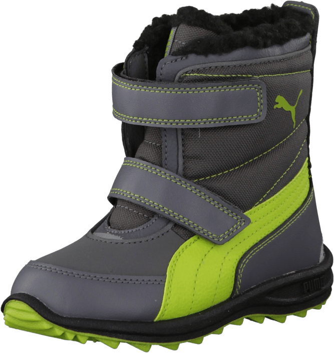 Puma - Cooled Boot Kids Steel Grey