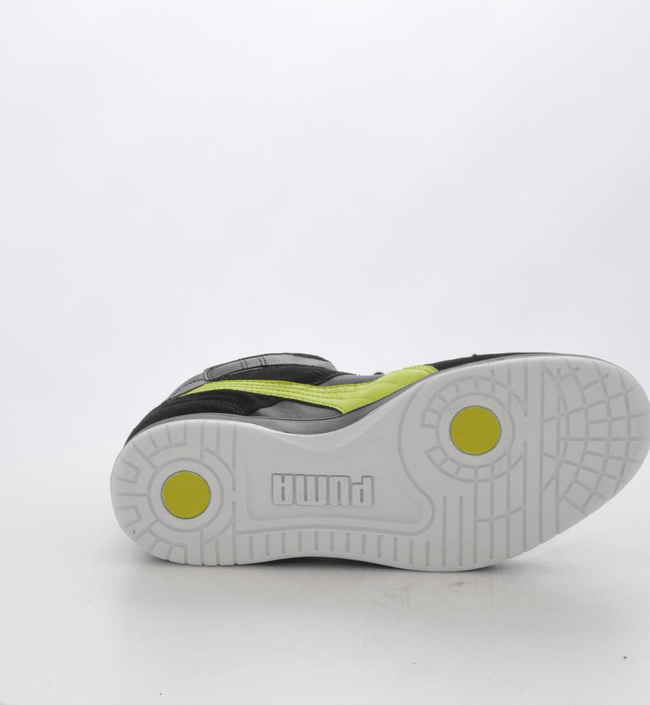 Puma - Grifter Mid Jr Gtx Blk/Lime Punch