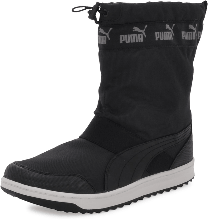 Puma - Snow Ankle Boot Wn'S Black
