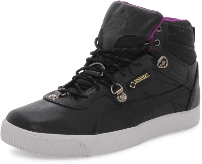Puma - Tipton Textile Blk/Grape