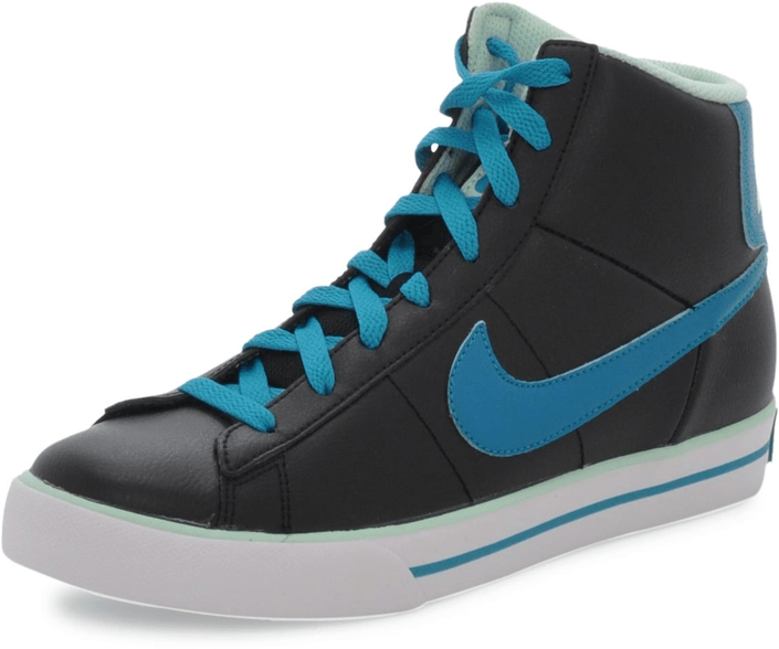 Nike - Sweet Classic High (GS/PS) Black/Tropical Teal/Green