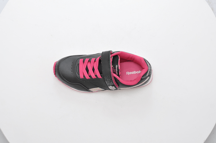 Reebok - Globeam Black/Polished Pink/Wht/Yellow