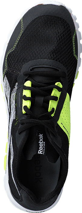 Reebok - Realflex Run 2.0 Black/Rivet Grey/White
