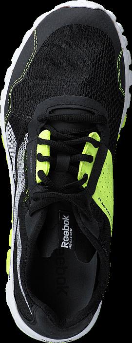 Reebok - Realflex Run 2.0 Black/Rivet Grey/White