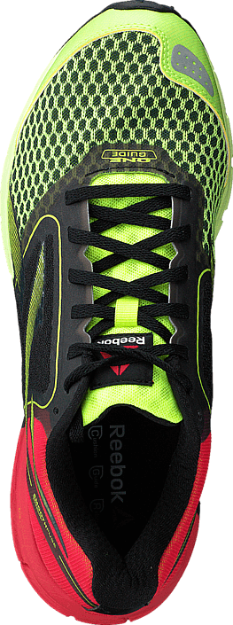 Reebok - Reebok One Guide Neon Yellow/Black/Techy Red