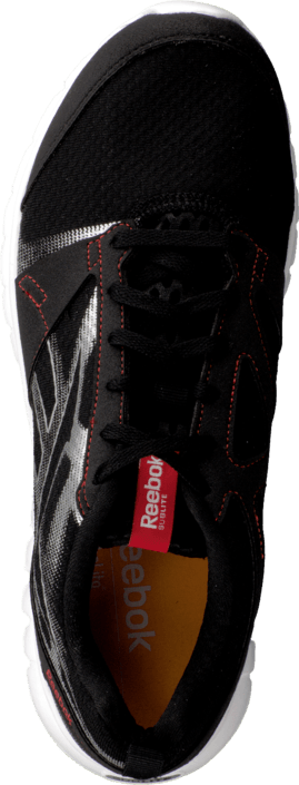 Reebok - Reebok Sublite Connect Black/Pure Silver/Techy Red