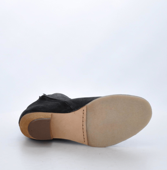Clarks - Dacey Rose Black Suede