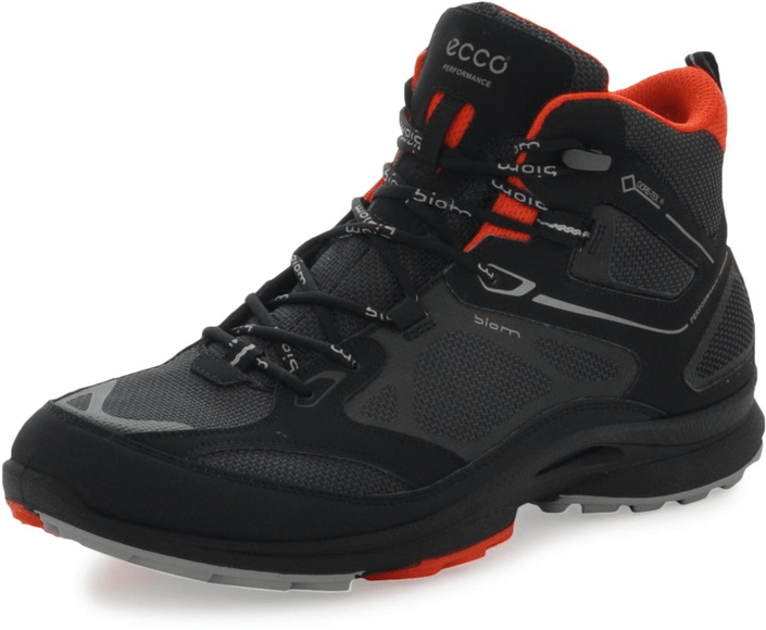 Ecco - Biom Ultra Hi Black/Moonless/Fire