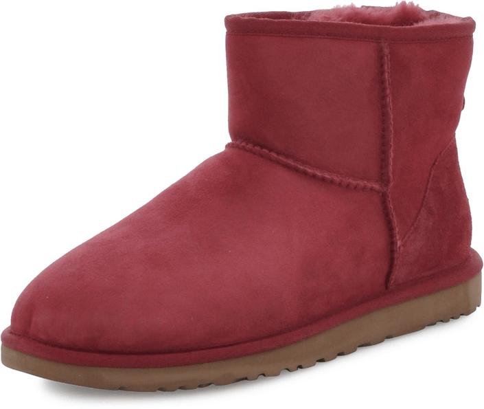 Ugg Mini Röd