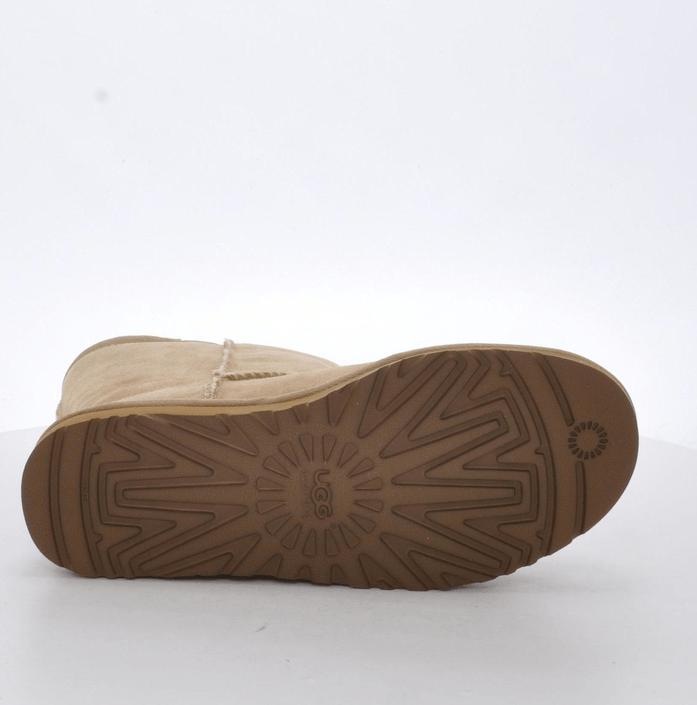 UGG Australia - Classic Short W´s Sand