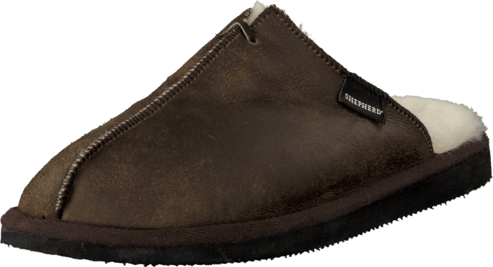 Shepherd HUGO - Slippers - oiled antique 3zZ3vK