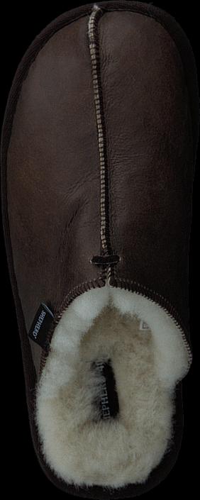 Shepherd - Hugo Slipper Oiled Antique