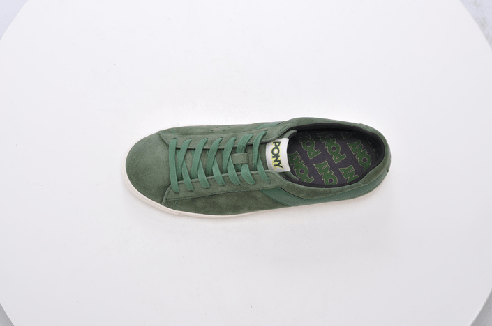 Pony - TOPSTAR SUEDE OX Green