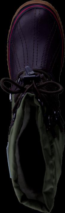 Pajar - Grip Dk.brown/Green