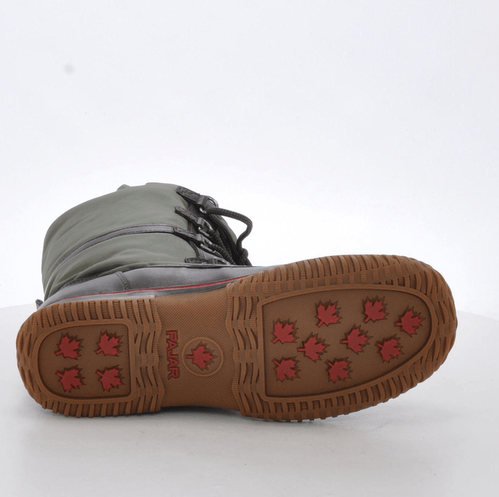 Pajar - Grip Low Dk.brown/green