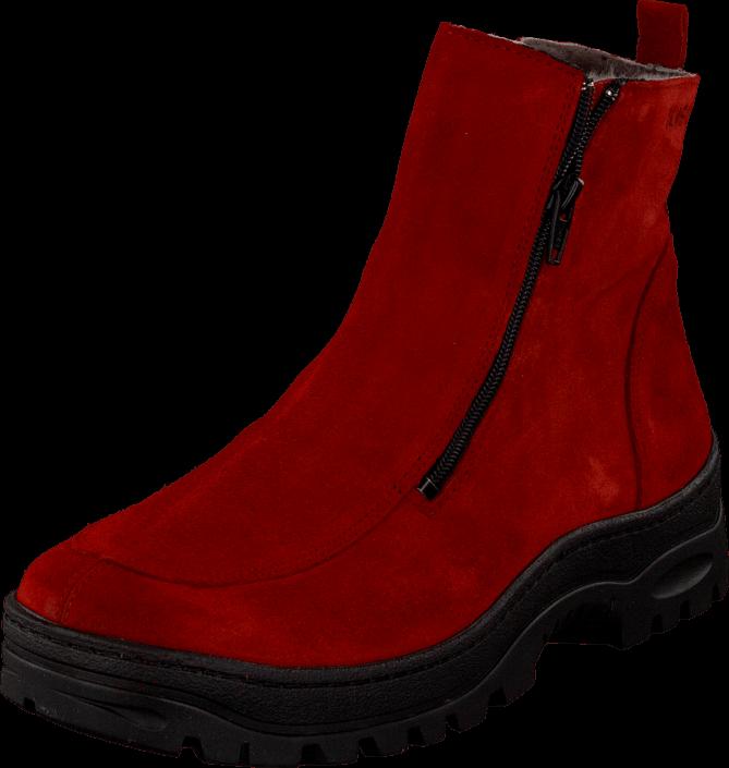 ilves-756386-red-kengaet-bootsit-chelsea-boots-punainen-naiset-36
