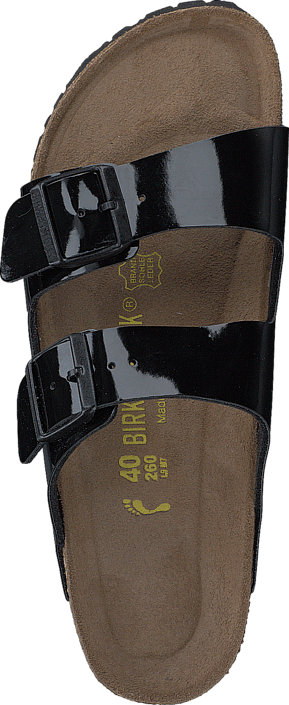 Birkenstock - Arizona Black Patent