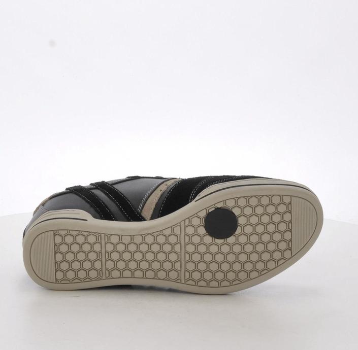 Patrick - PA226124 Black/Black/L.Grey