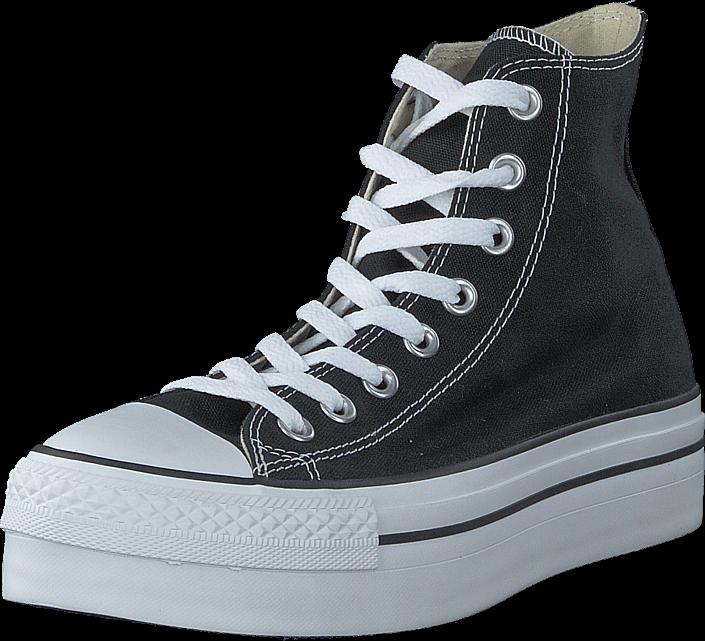 Converse - AS Platform Wmns Hi Black
