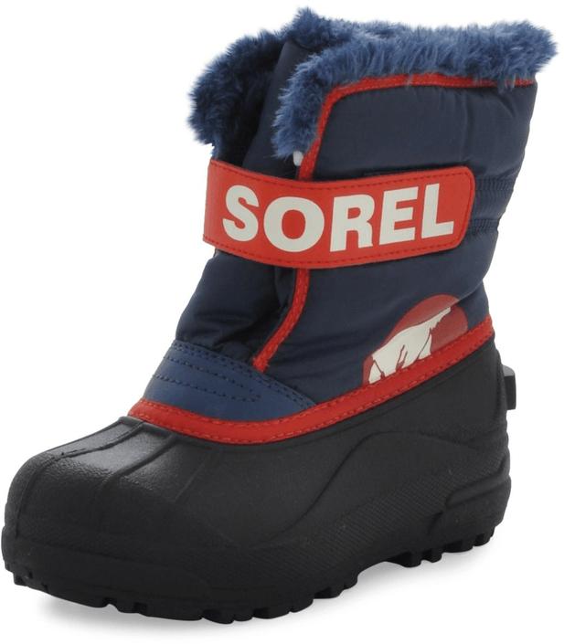 Sorel - Snow Commander NC1805-591 Nocturnal/Sail Red