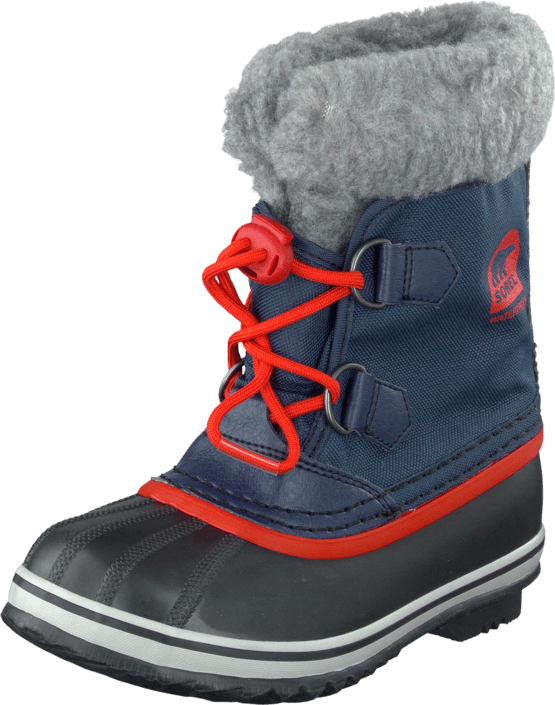 Sorel - Yoot Pac Nylon NC1785-464 Collegiate Navy, Sail Red