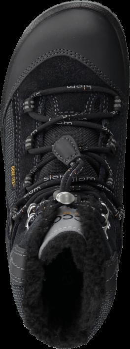 Ecco - Biom Hike Kids Black/Black/Titanium