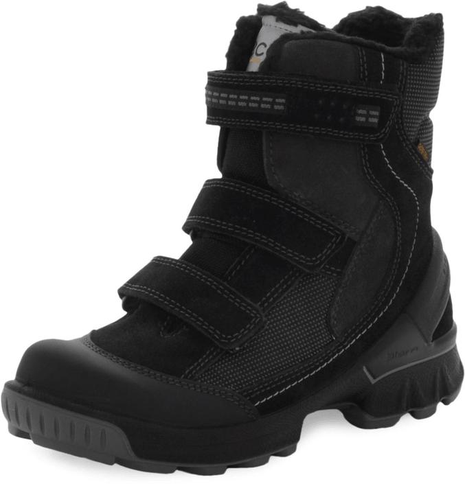 Kjøp Ecco Biom Hike Kids BlackMoonlessTitanium Svarta Sko
