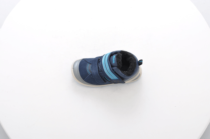 Ecco - Biom Lite Infants Buffed Silver/Marine