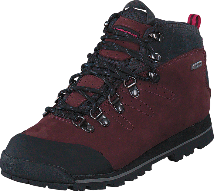 Bagheera - Rockford Plum/Black