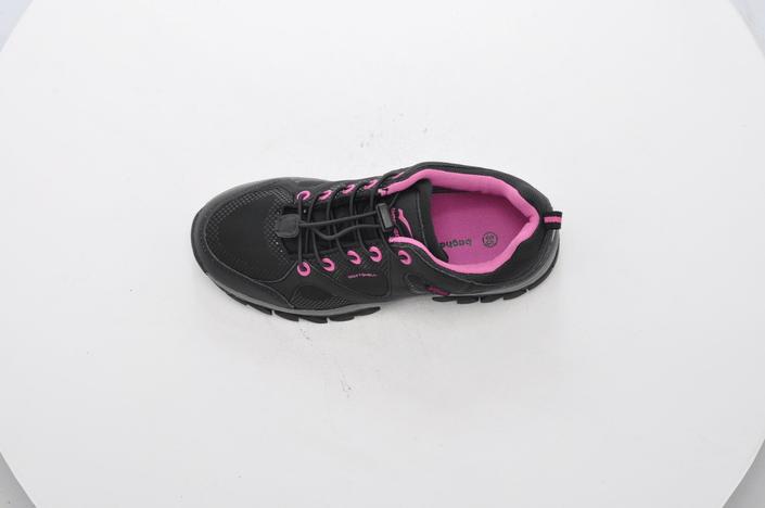 Bagheera - Castor Black/pink