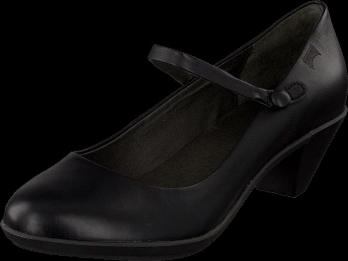 Camper - Agatha Pasa Negro/agatha negro-negro