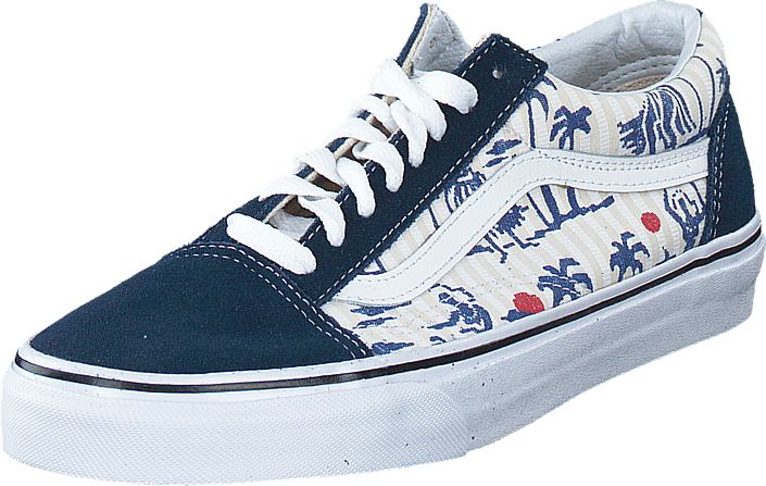 Vans - Old Skool Dress Blues/True White