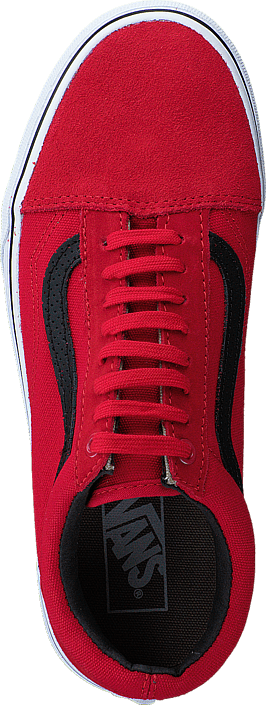Vans - Old Skool (C&P) racing red/black