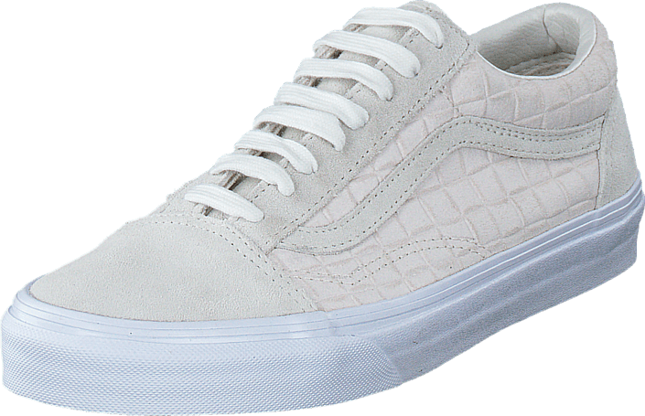 Vans - Old Skool (Suede Checkers) white