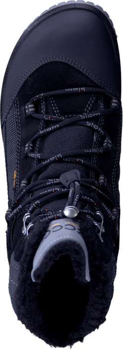 Ecco - Biom Hike Kids Speed Lace Black/Titanium