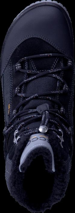Ecco - Biom Hike Kids Speed Lace Black/Titanium
