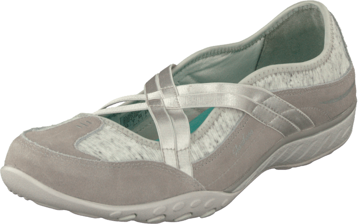 Skechers - Breathe easy Light grey