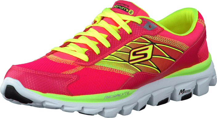 Skechers - Gorun 2 Ride Hot pink/lime