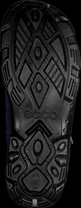 Ecco - Snowboarder Midcut Quick Faste Black/Black-night Shade/Indigo