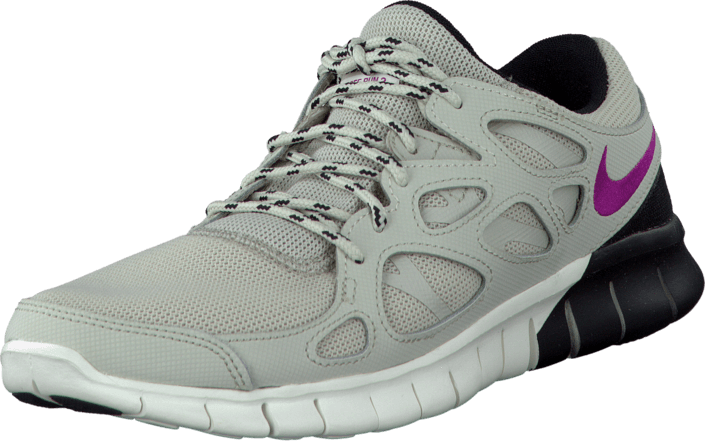 Nike - Nike Free Run 2 Lt Bg Chlk/Brght Mgnt-Sl-Anthr