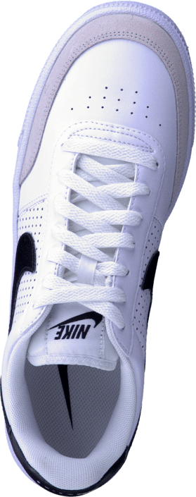Nike - Nike Grand Terrace White/Black-Lt Base Grey