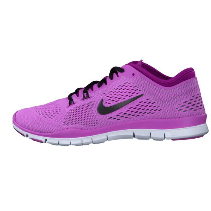 Wmns Nike Free 5.0 Tr Fit 4 Rd VioletBlk Brght Mgnt White