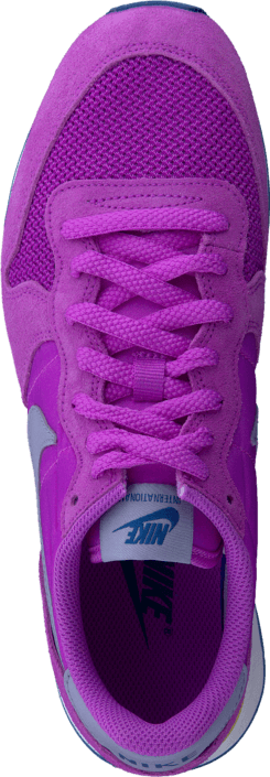 Nike - Wmns Nike Internationalist Rd Vlt/Wlf Gry-Brght Ctrn-Grn
