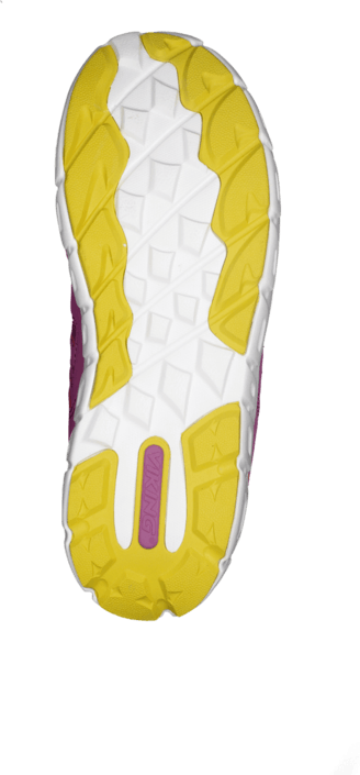 Viking - Riptide Velcro Dark Pink/Yellow