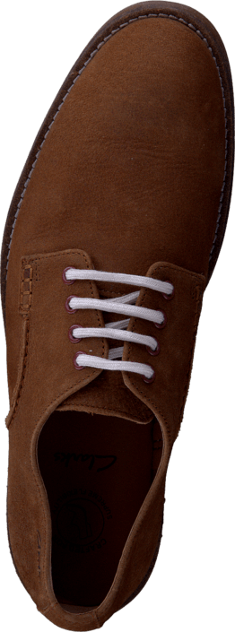 Clarks - Farli Walk Tobacco Leather