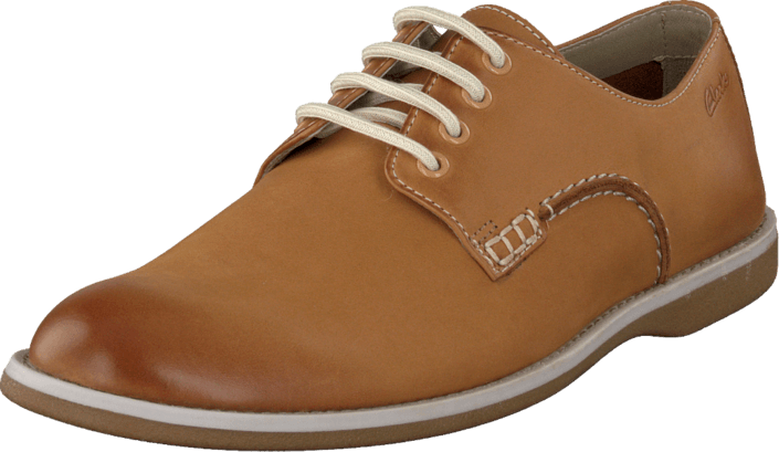 Clarks - Farli Walk Tan Leather