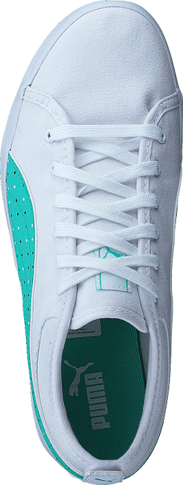 Puma - Elsu Bluchertoe Canvas Wn'S White
