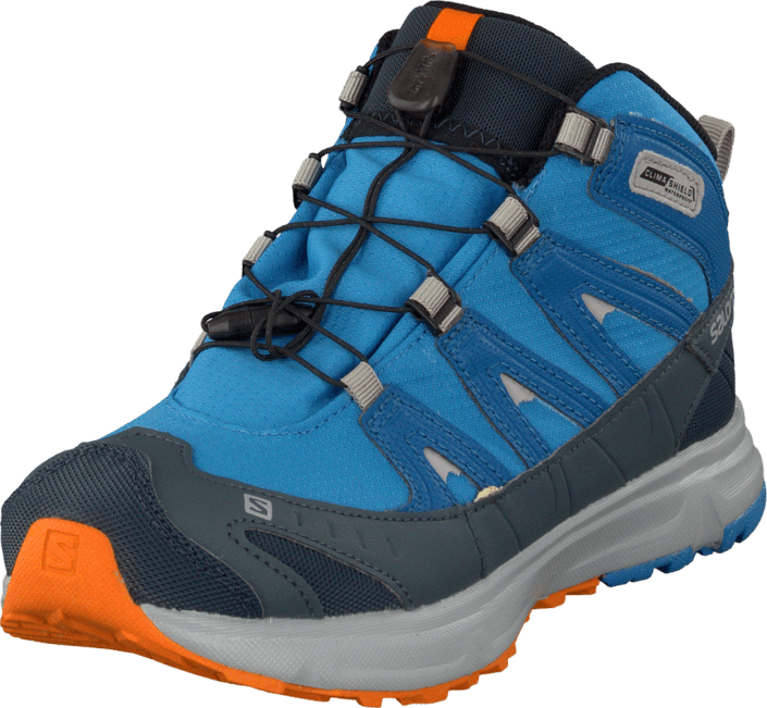 Salomon - Trail Mid Cswp J Bl/Darkness B/Or